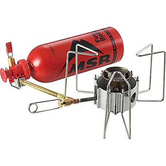 MSR DragonFly Liquid Fuel Stove & 20 oz Fuel Bottle (Gas Not Included)