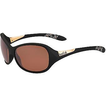 Солнцезащитные очки Bolle Grace (Pol песчаника пистолет олео объектив AF матовый черный кадр)