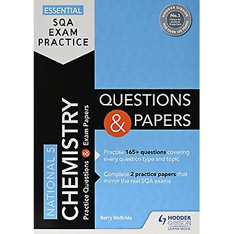 Essential SQA Exam Practice - National 5 Chemistry Questions and Paper
