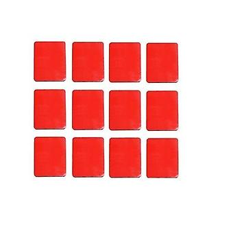 12 x VHB Adhesive Flat Sticky Sticker Pads For GoPro 3 4 4+ HD