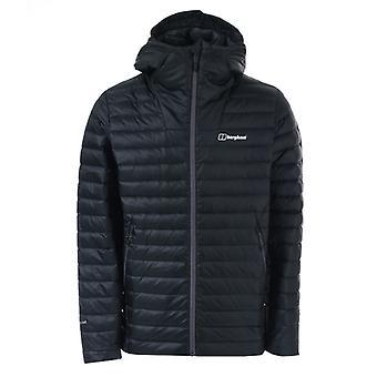 Män&apos,s Berghaus Finnan Reflect Down Jacket i svart