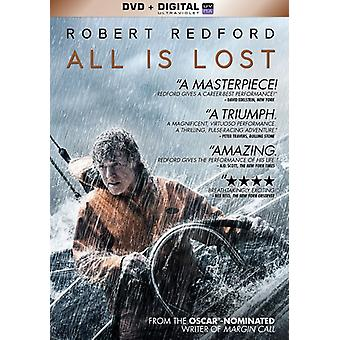 All Is Lost [DVD] USA import