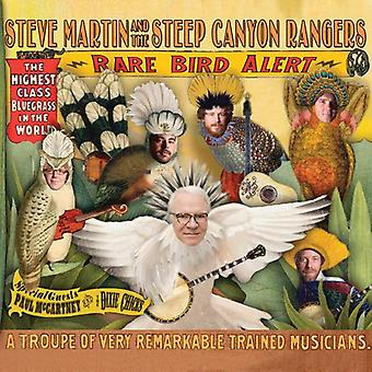 Steve Martin & escarpée Canyon Rangers - importation USA Rare Bird Alert [CD]