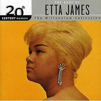 Etta James - Millennium Collection-20th Century Masters [CD] USA import