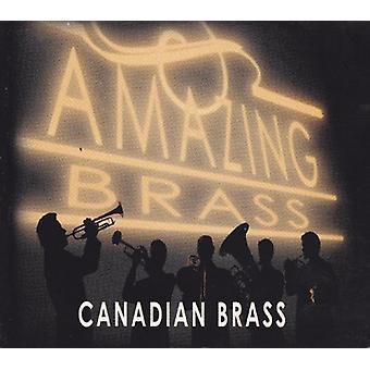 Canadian Brass - Amazing Brass [CD] USA import