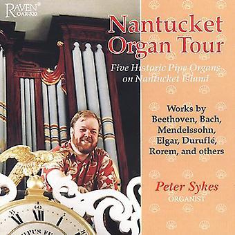 J. Stanley - A Nantucket Organ Tour [CD] USA import