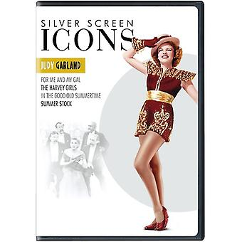 Silver Screen Icons: Judy Garland [DVD] USA import