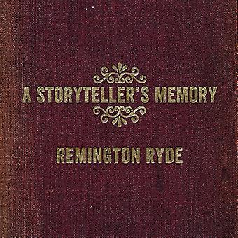 Remington Ryde - Storyteller's Memory [CD] USA import