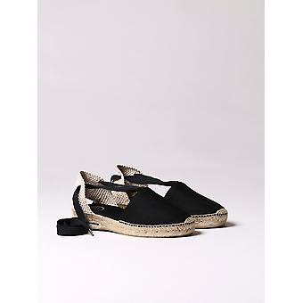 Toni Pons traditional espadrille laces and low heel - GRECIA