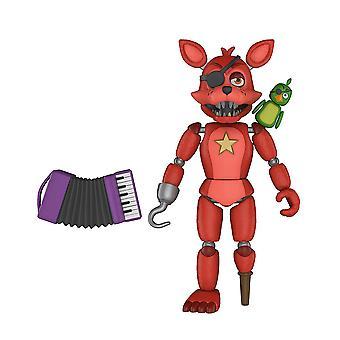 Five Nights at Freddy's Pizza Sim Rockstar Foxy Figure