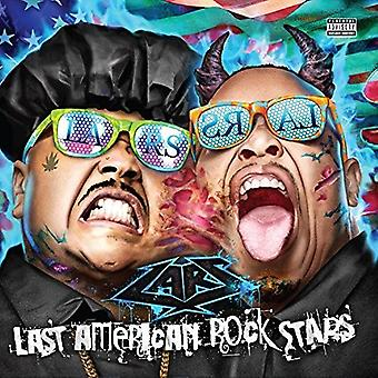 Lars - Last American Rock Stars [CD] USA import