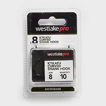 Westlake Grip Curved Shank 8 Micro Barb Natural