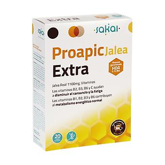 Proapic Royal Jelly Extra 20 ampuller