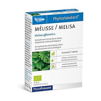 Phytostandard Melissa 20 capsules