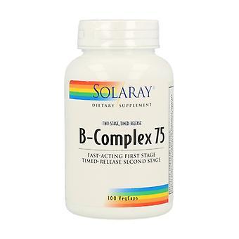 B-Complex 75 100 grøntsagskapsler