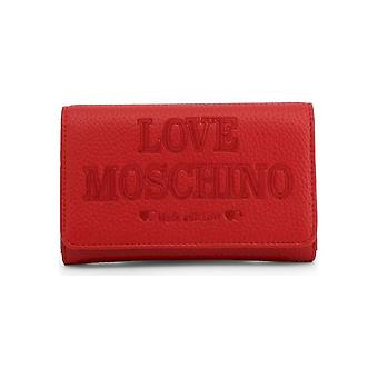 Love Moschino - Bags - Clutches - JC5646PP08KN_0500 - Ladies - Red