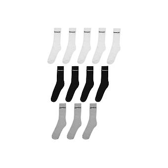 Donnay Crew Chaussettes 12 Pack Mens Plus