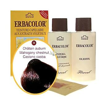 11 Erbacolor Auburn 120 ml