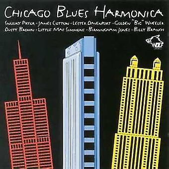 Chicago Blues Harmonica - Chicago Blues Harmonica [CD] USA import