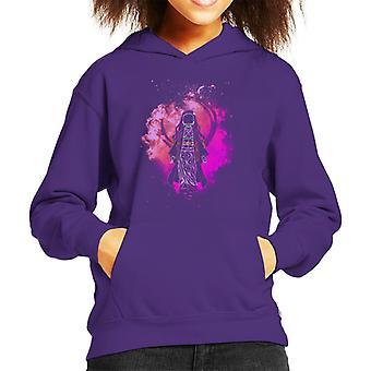 Nezuko Kamado Kimetsu No Yaiba Kid's Hooded Sweatshirt