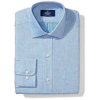 BUTTONED DOWN Miehet&s Classic Fit Spread Kaulus Pattern Ei-rauta mekko paita, B. .