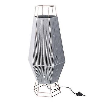 Leds-C4 Legato - Floor Lamp Copper Grey 1x E27