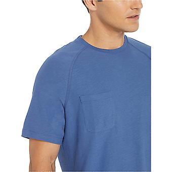 Essentials Men's Slim-fit Slub Raglan Crew T-Shirt