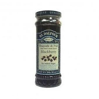 St Dalfour - Blackberry Fruit Spread 284g