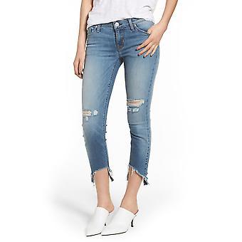 Hudson | Countdown Tally Midrise Crop Jeans