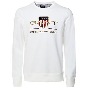 GANT Arkiv Shield Sweatshirt