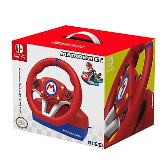 HORI Officially Licensed - Mario Kart Racing Wheel Pro For Nintendo Switch