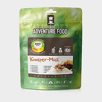 New Adventurfood Crunchy Muesli Natural