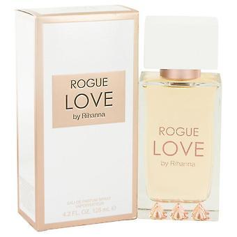 Rihanna rogue love eau de parfum spray por rihanna 75 ml