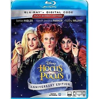 Hocus Pocus: 25th Anniversary Edition [Blu-ray] USA import