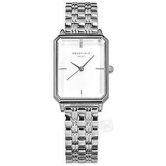 Rosefield Elles Watch for Women Analog Quartz with Stainless Steel Bracelet OCWSS-O41