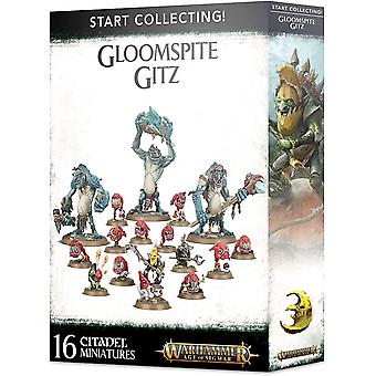 Games Workshop - Age of Sigmar: Start Collecting! Gloomspite Gitz