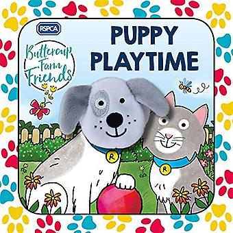 RSPCA Buttercup Farm Friends: Puppy Playtime [Board book]