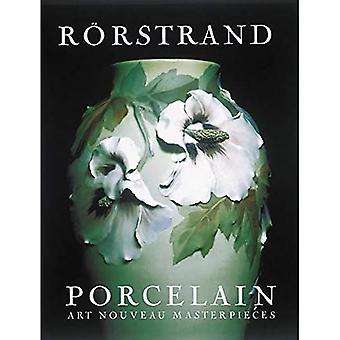 Rorstrand Porselen: Mesterverk i jugendstil