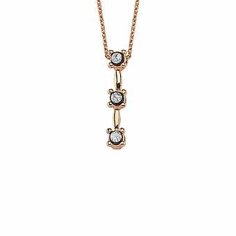 Tria Diamant Halskette