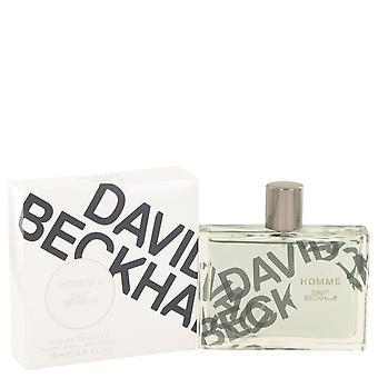 David Beckham Homme från David Beckham 75ml EDT-spray