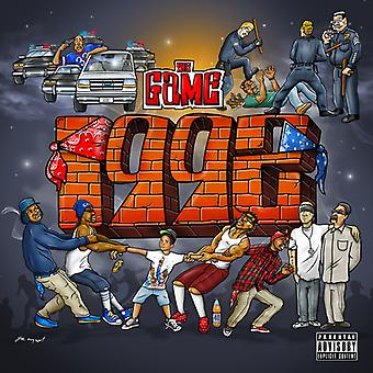 The Game - 1992 [CD] USA import
