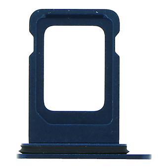 iPhone 12用 - SIMカードトレイ - シングルバージョン - ブルー