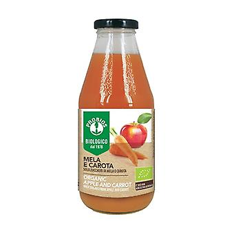 Drink with apple and carrot 500 ml