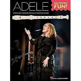 Adele: Fun enregistreur