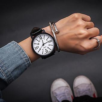 נשים שעון צמיד, וינטאג' ספרות רומיות, נקבה, קוורץ שעונים, אופנה