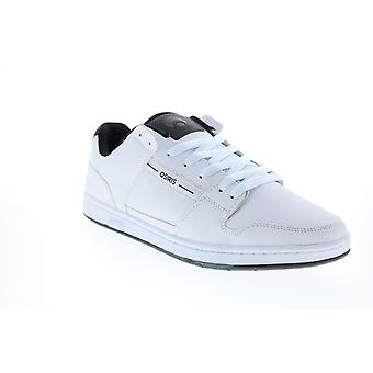 Osiris Vice  Mens White Synthetic Skate Inspired Sneakers Shoes