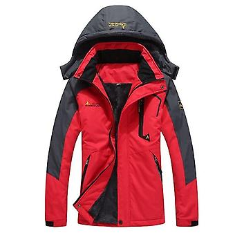 -30 grados Super Warm Invierno Chaqueta de Esquí Para Mujeres