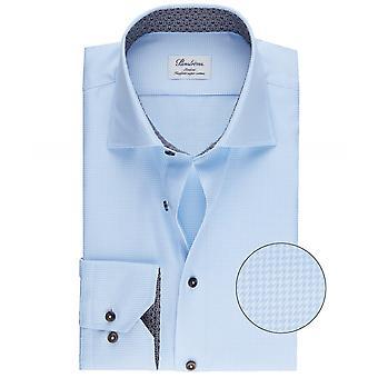 Stenstroms Slimline Micro Houndstooth Shirt