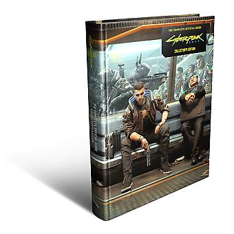 Cyberpunk 2077: The Complete Official Guide - Collector's Edition Hardcover