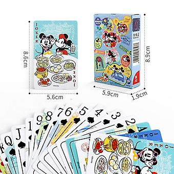 Paper Playing Card Game